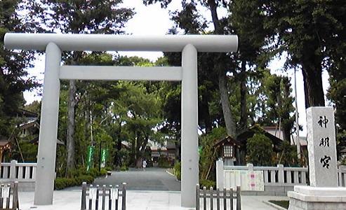 阿佐ヶ谷神明宮